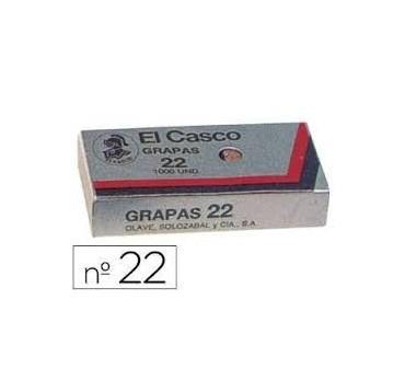 GRAPAS COBREADAS EL CASCO Nº 22