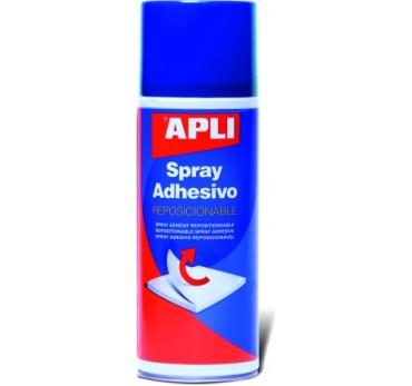 APLI SPRAY ADHESIVO REPOSICIO.400ML