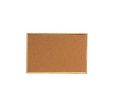 TABLERO DE ANUNCIOS CORCHO 60X120 CM.