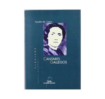 CANTARES GALLEGOS.(LETRAS GALEGAS CLASICOS)