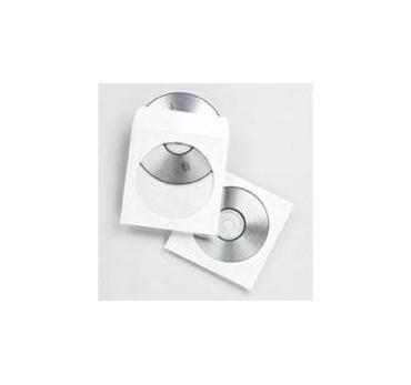 PACK SOBRES PAPEL CDS 50U. BLANCOS