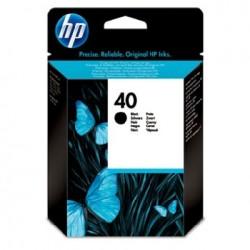 HP DESKJET. CARTUCHO NEGRO Nº40, 1.100 PÁG.