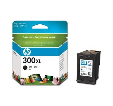 HP DESKJET D2560/F4280 CARTUCHO NEGRO Nº300XL