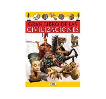 COL. EL GRAN LIBRO DE LAS CIVILIZACIONES