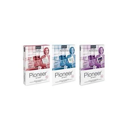 PAPEL PIONEER PERF. 4 AGUJEROS A4 500 HOJAS 80GR