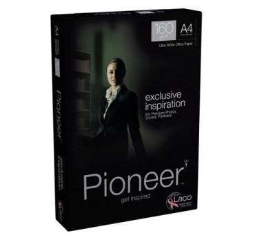 PAPEL PIONEER A4 250 HOJAS 160GR (CARTULINA A4)