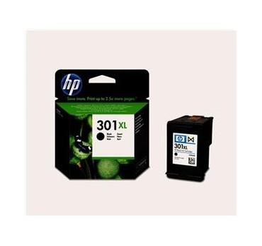CARTUCHO HP  Nº301XL DJ105/2050 NEGRO ALTA CAP.