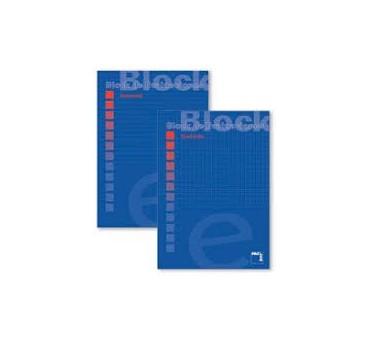 BLOC DE EXAMEN A4 4X4 50H.