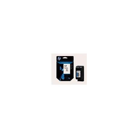 HP CART. Nº17 DJ 840C COLOR -C6625A