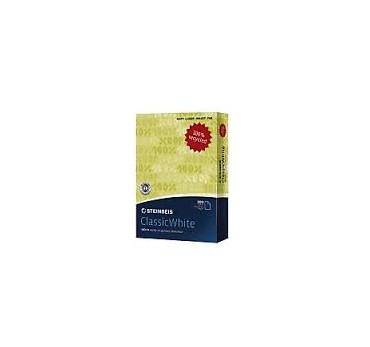 PAPEL RECICLADO STEINBEIS CLASSIC A4 80 GRS.