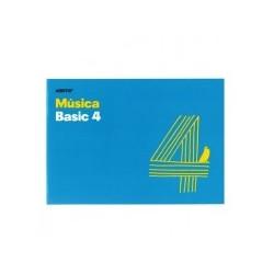 BLOC MUSICA BASIC 4 ADDITIO
