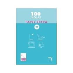 PAQUETE DE PAPEL A4 100H 80GR