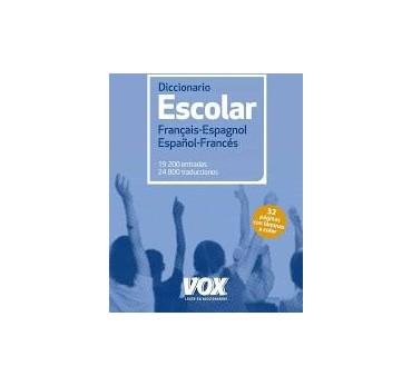 Diccionario escolar FranÇais-Espagnol/Español-Francés